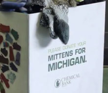 Chemical Bank – Mittens for Michigan