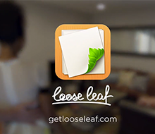 Loose Leaf iPad app